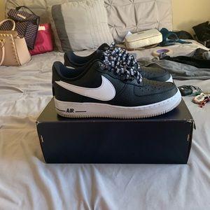 Nike Air Force 1 nba edition 🔥